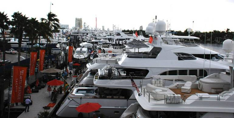 The Fort Lauderdale International Boat Show is Coming! Get Tickets Now!