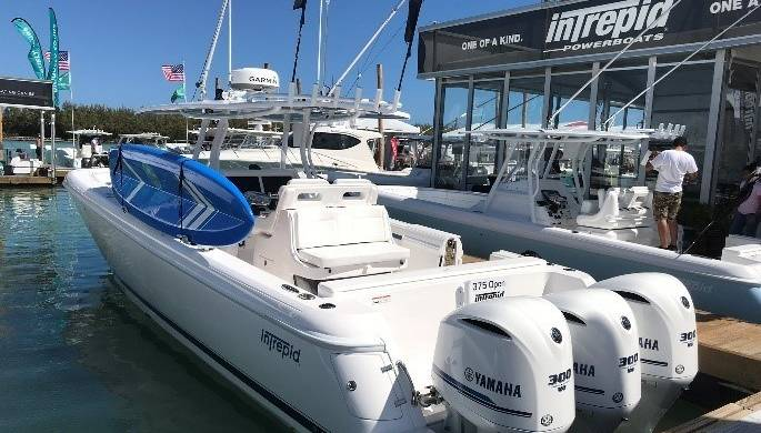 Ft. Lauderdale International Boat Show